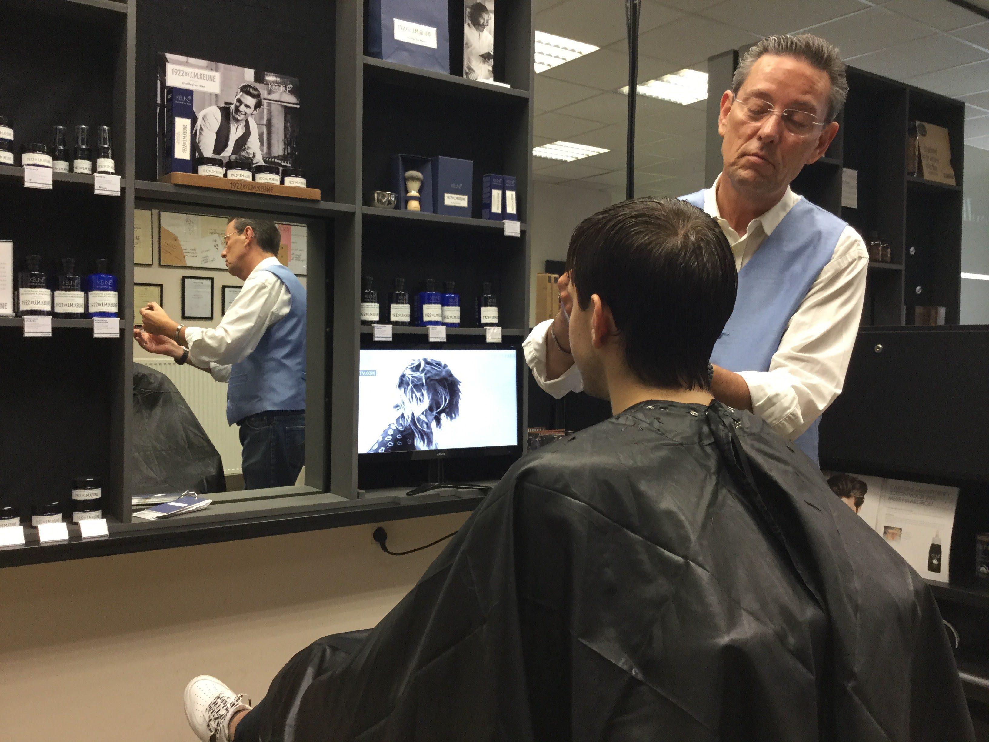 man exclusief kapper oudenaarde