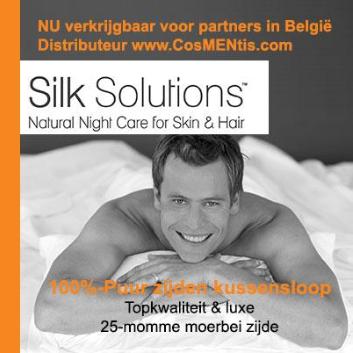 Silk Solutions kussensloop